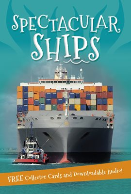 Book cover for It's all about... Spectacular Ships